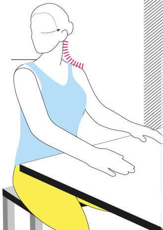 Exercice torticoli