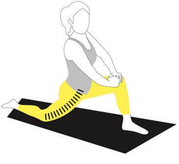 Exercices douleurs lumbago