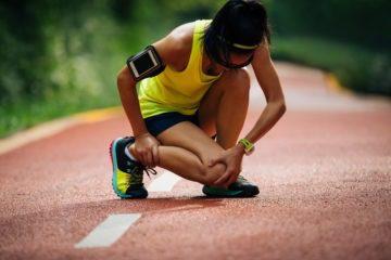 Douleurs du sportif