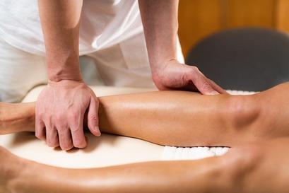 Traitement jambe ostéopathie