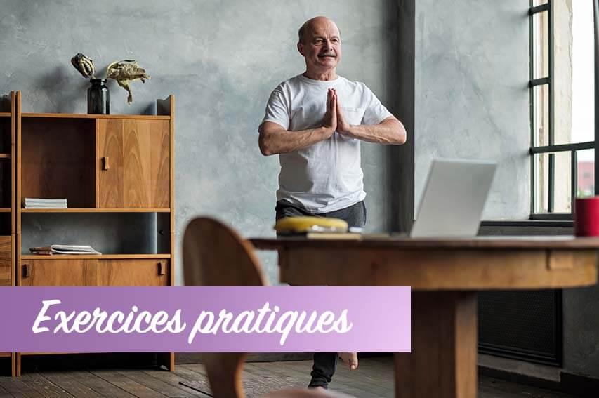 Exercices pratiques Equilibre