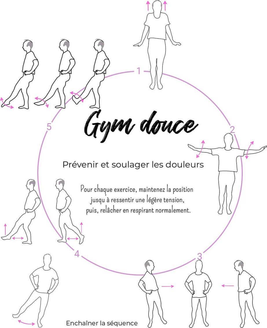 Gym douce senior